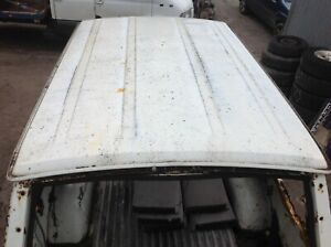 Range Rover Classic (2 door) plain roof panel in white