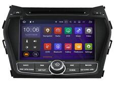 Android 8.1 GPS Navigation DVD Radio Stereo For Hyundai SANTA FE/IX45 2013-2017