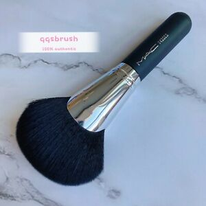 MAC Holiday 143ses Face Fan Brush / Frosted Firework - AUTHENTIC BRAND NEW