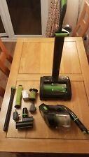 Gtech MK2 K9 AirRam Cordless Upright Vacuum Cleaner & Cordless Handheld Multi