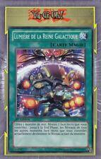 Occasion Carte Yu Gi Oh LUMIERE DE LA REINE GALACTIQUE REDU-FR056