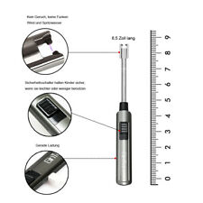 USB Rechargeable Electric Lighter for Outdoor BBQ Candle Stove Kitchen Ignitor