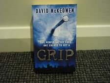 DAVID McKEOWEN SUSPENSE/THRILLER - GRIP - COMBINE POSTAGE & CUT COSTS