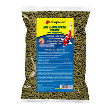 Tropical Koi & Goldfish Sticks with Spirulina - 3.17 oz