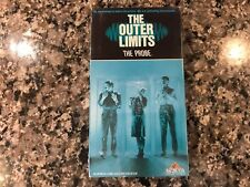 The Outer Limits New Sealed Vhs! The Prob Episode! The Twilight Zone