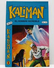 Kaliman El Hombre Increible No 101 El Asesino Invisible y El Faraon Sagrado