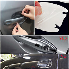 8Pcs Car SUV Door Handle Scratches Guard Protector Sticker Protective Cover Film