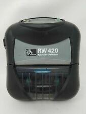 Zebra RW420 mobiler Thermodrucker