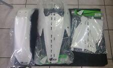 KIT PLASTICHE KTM EXCF EXC F 250 400 450 525 2005 2006 2007 3 PZ COLORE BIANCO