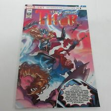 Marvel Legacy The Mighty Thor The Death of The Mighty Thor #700 NM