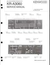 Kenwood Original Service Manual für KR- A 3060