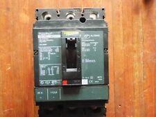 1 Nib Square D Hgl36060ph 60 Amp 3 Pole 600 Volts Circuit Breaker.