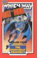 Batman: The Doomsday Prophecy (A Super Powers Which Way Book)-ExLibrary