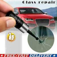 Automotive Glass Nano Repair Fluid Car Window Glass Chip Kit Tool Repair Cr H2W2