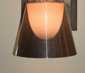 lamp Flos-KTribe s3-Suspension Lamp bronze