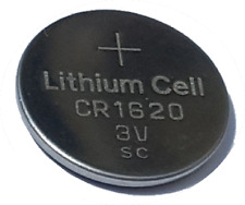 10 x CR1620 3V Lithium Knopfzelle 70 mAh lose Markenware PKCELL