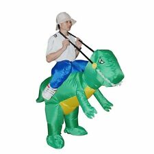 -dino Fancy Dress Fan Inflatable Costume Suit