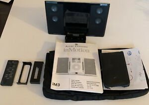Altec Lansing inMotion Portable iPod Dock Speaker with Remote Control