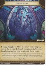 Greensight AGoT LCG 2.0 Game of Thrones Favor of the Old Gods 79