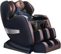 Massage Chair by KTN, Zero Gravity Full Body Shiatsu Massage Chair with S-Track