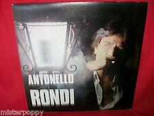 ANTONELLO RONDI Same LP ITALY 1977 MINT-