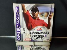 Tiger Woods PGA Tour Golf Nintendo Game Boy Advance Game - GBA