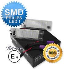 2x SMD LED KENNZEICHENLEUCHTE OPEL INSIGNIA VECTRA C KENNZEICHENBELEUCHTUNG OPC