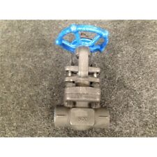 Smith S091990163 Carbon Steel Globe Valve, 3/8