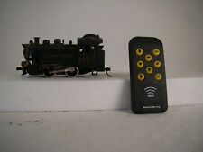 Logging Switcher Steam Locomotive with Sound & Remote Control - custom weathered