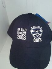 GEELONG GRAND FINALIST 2008 CAP BRAND NEW WITH TAGS