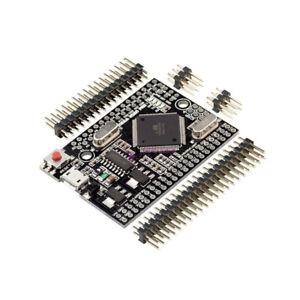 MEGA 2560 Pro USB CH340G ATMEGA2560-16AU/ProtoShield V3 Breadboard For Arduino F