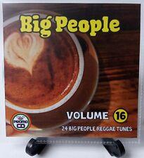 'Big People Volume 16' Various Artists (Mature Reggae Music) Winter 2019