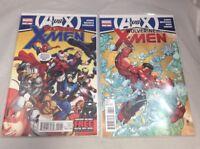 Wolverine & The X-Men #11 & #12 Marvel Comics 2012 VF/NM Avengers Vs. X-Men