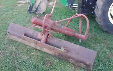 Dearborn 6ft 3 point Scraper Blade Ford Ferguson 8n 9n 2n Vintage Pusher Snow