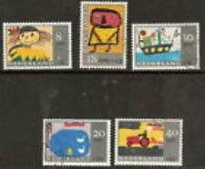 Nederland  849-853 Kinderzegels   1965 mooi gestempeld