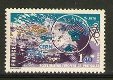 TIMBRE 1908 NEUF XX LUXE -ACCELERATEUR EUROPEEN DE PARTICULES