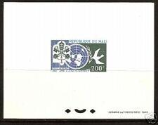 MALI  # C-36 Proof MNH Pope Paul VI Visit to UN
