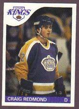 1985-86 Topps Hockey Craig Redmond #121 LA Kings NM/MT