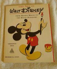 The Art Of Walt Disney 1975 Finch Abrams