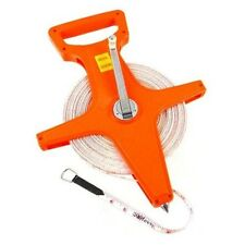 300 FT OPEN REEL LONG DISTANCE MEASURING TAPE CORE REEL Contractor Building 90M