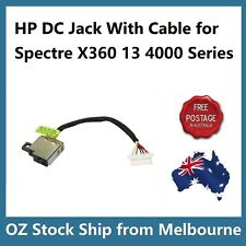 DC Power Input Jack with Cable For HP Spectre X360 13-4102TU N8L41PA