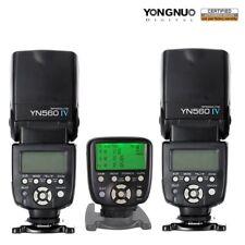 Yongnuo 2PCS YN-560 IV Flash With YN560-TX II C Wireless Controller For Canon