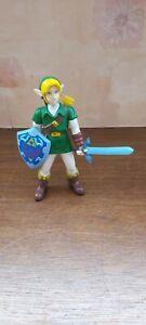 BD&A Nintendo 64 Legend of Zelda Link Action Figure