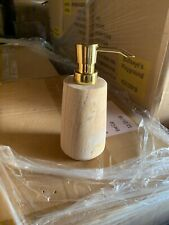 * Sandstone Soap Dispenser Neutral - Project 62