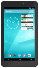 TrekStor SurfTab breeze 7.0 quad Tablet 8GB, WLAN, 17,7 cm ( 7 Zoll) - schwarz b