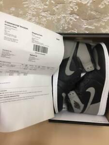 Size 8.5 - Jordan 1 Retro High OG Shadow 2018