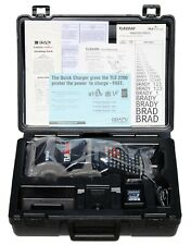 Brady TLS2200 Portable Label / Maker Printer, Battery, Charger, and Case