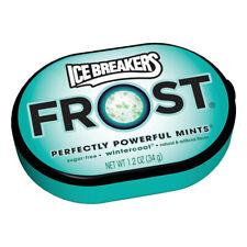 ICE BREAKERS Frost Sugar Free Mints, Wintercool, 1.2 Ounce (Pack of 6)
