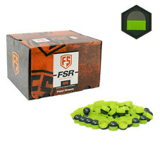 First Strike 600 Round Smoke/Green Green Fill Paintball