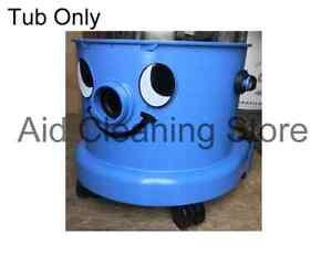 Numatic HENRY HOOVER Vacuum Cleaner LARGE Tub Base BLUE NRV370 NRV200